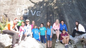 Larrabbee State Park - Mission Trip 2013
