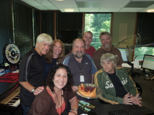 Dave Maynard, from Maynand in the Morning was a guest on the Bob River's Show with Bob, Spike, Joe and Jody