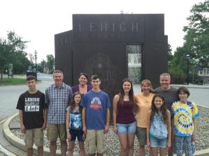Deweys and Keysers at Lehigh