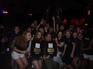 P1160115 - Winners of 4 awards - Columbia Choir